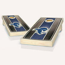 Load image into Gallery viewer, Seton Hall Stained Striped Cornhole Boards
