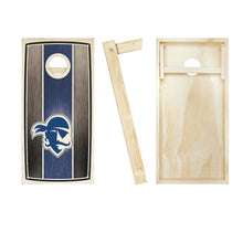 Load image into Gallery viewer, Seton Hall Stained Striped board entire set