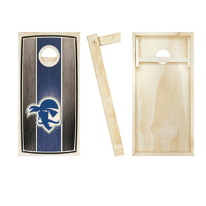 Seton Hall Stained Striped board entire set