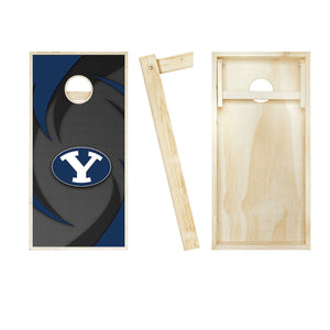 BYU Cougars Swoosh board entire set