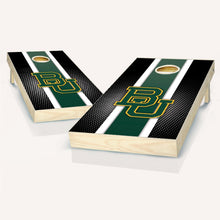 Load image into Gallery viewer, Baylor Bears Striped Cornhole Boards