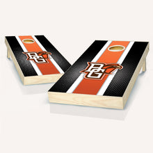 Load image into Gallery viewer, Bowling Green Falcons Striped Cornhole Boards