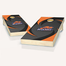 Load image into Gallery viewer, Bucknell Bison Swoosh Cornhole Boards