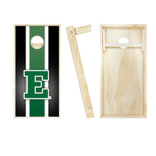 Load image into Gallery viewer, Eastern Michigan Eagles Stripe entire board picture