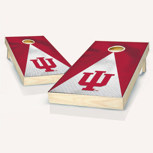 Indiana Hoosier Jersey Cornhole Boards