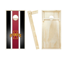 Load image into Gallery viewer, Iowa State Cyclones Striped board entire set