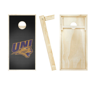 Northern Iowa Panthers Slanted board entire set