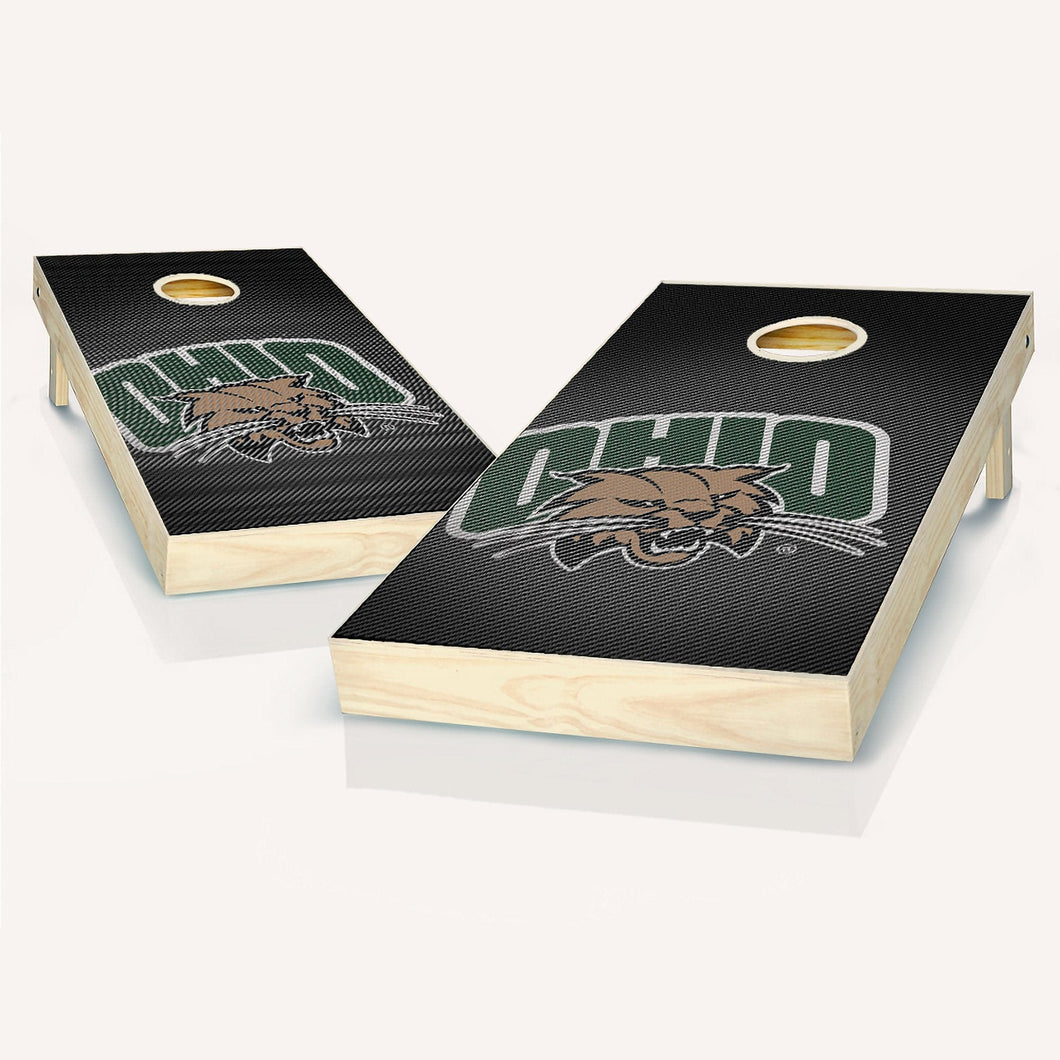 Ohio Slanted Cornhole Boards
