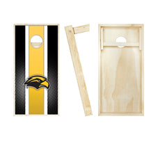 Load image into Gallery viewer, Southern Miss Golden Eagles Stripe entire board picture