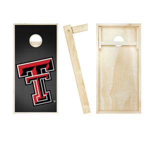 Texas Tech Red Raiders Slanted board entire set