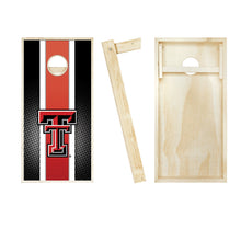 Load image into Gallery viewer, Texas Tech Red Raiders Striped board entire set