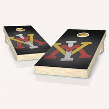 Load image into Gallery viewer, VMI Keydets Slanted Cornhole Boards