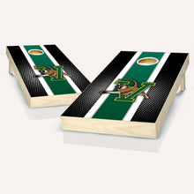 Load image into Gallery viewer, Vermont Catamounts Stripe Cornhole Boards
