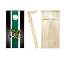 Load image into Gallery viewer, Vermont Catamounts Stripe entire board picture