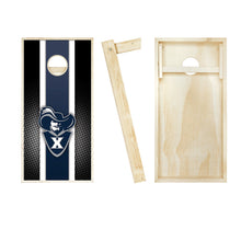 Load image into Gallery viewer, Xavier Musketeers Striped board entire set