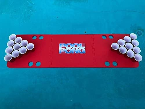 pool pong foam table