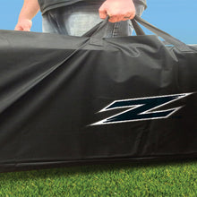 Load image into Gallery viewer, Akron Zips Swoosh team logo carrying case