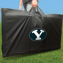 Load image into Gallery viewer, BYU Cougars Swoosh team logo carry case