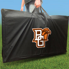Load image into Gallery viewer, Bowling Green Falcons Striped team logo carry case