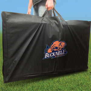 Bucknell Bison Swoosh team logo carrying case
