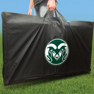 Colorado State Swoosh team logo carrying case