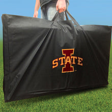 Load image into Gallery viewer, Iowa State Cyclones Stained Pyramid team logo carry case