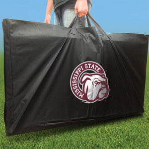 Mississippi State Bulldogs Jersey team logo carrying case