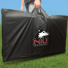 Load image into Gallery viewer, Northern Illinois Huskies Stained Stripe team logo carrying case