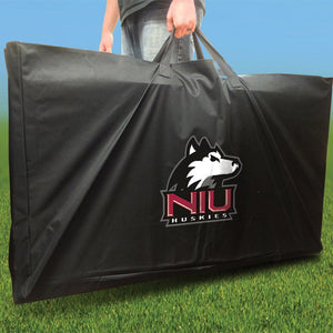 Northern Illinois Huskies Stained Stripe team logo carrying case