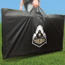 Load image into Gallery viewer, Purdue Boilmakers Stained Pyramid team logo carrying case