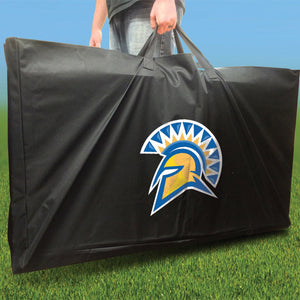 San Jose State Jersey team logo carrying case