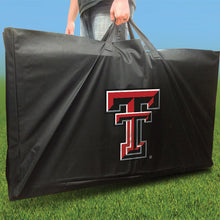 Load image into Gallery viewer, Texas Tech Red Raiders Striped team logo carry case
