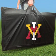 Load image into Gallery viewer, VMI Keydets Stained Pyramid team logo carrying case