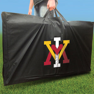 VMI Keydets Stained Pyramid team logo carrying case