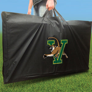 Vermont Catamounts Stripe team logo carrying case