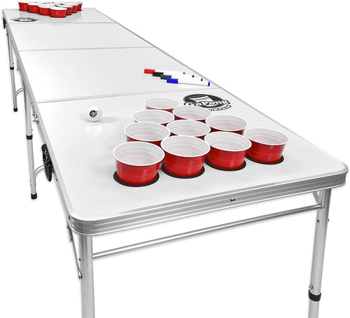 dry erase beer pong table