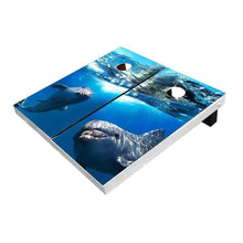Load image into Gallery viewer, Dolphins Cornhole Boards
