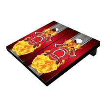 Load image into Gallery viewer, Metal Maltese Cross Cornhole Boards