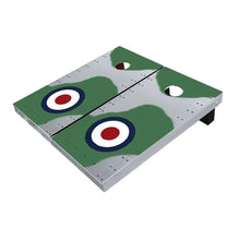 Load image into Gallery viewer, Rivet Mosquito Plane Cornhole Boards