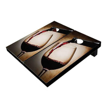 Load image into Gallery viewer, Wine Vignette Cornhole Boards