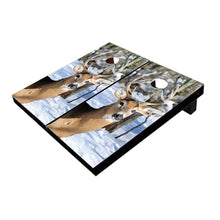 Load image into Gallery viewer, Deer In Snow Cornhole Boards