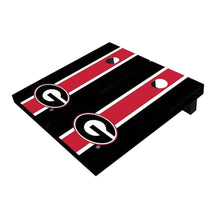 Load image into Gallery viewer, Georgia Red And Black Cornhole Boards