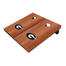 Load image into Gallery viewer, Georgia Solid Rosewood Cornhole Boards