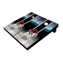 Load image into Gallery viewer, Georgia Field Black Cornhole Boards