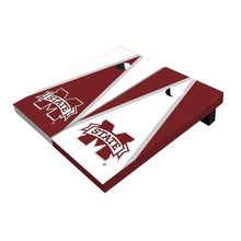 Load image into Gallery viewer, Mississippi State Triangle Cornhole Boards