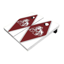Load image into Gallery viewer, Mississippi State Bulldog Diamond Cornhole Boards