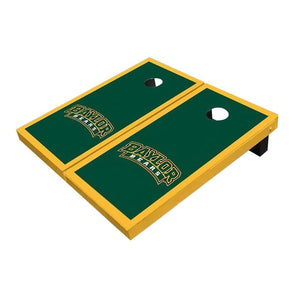 Baylor Arch Yellow Cornhole Boards