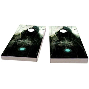 Hooded Villian Cornhole Boards