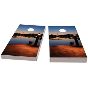 Pier Cornhole Boards