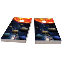 Load image into Gallery viewer, Solar System Cornhole Boards
